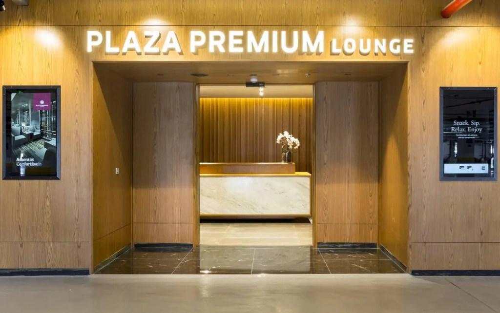 Plaza Premium Lounge - Arrivals