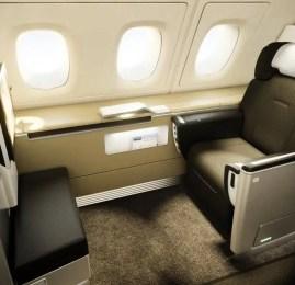 WOWWW ! Viaje na Primeira Classe da Lufthansa p/ Europa saindo do Brasil por 50.000 pontos por trecho