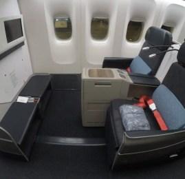 Classe Executiva da Turkish Airlines no B777-300ER – Buenos Aires p/ São Paulo