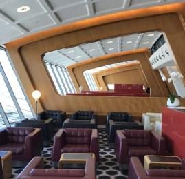 Sala VIP Qantas International First Lounge (Primeira Classe) – Aeroporto de Sydney