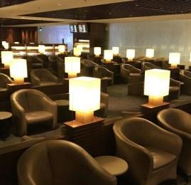 Sala VIP Krisflyer Gold Lounge – Aeroporto de Cingapura T2
