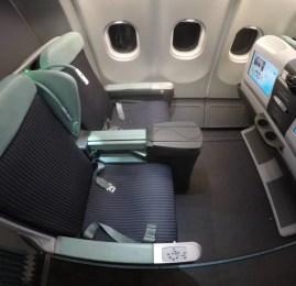 Classe Executiva da Tunisair no A330 – Istambul p/ Tunis