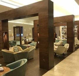 Sala VIP Kuwait Airways Dasman Lounge – Aeroporto do Kuwait (KWI)