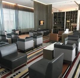 Sala VIP LATAM – Aeroporto de Buenos Aires (EZE)