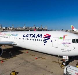 WOWWWW ! LATAM Airlines Brasil voará para Las Vegas na alta temporada de 2018