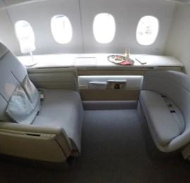 Comunicado oficial da Air France sobre as passagens emitidas em Primeira Classe