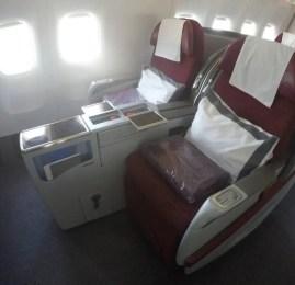 Ótima disponibilidade para emitir voos da Qatar para o Brasil com milhas e pontos