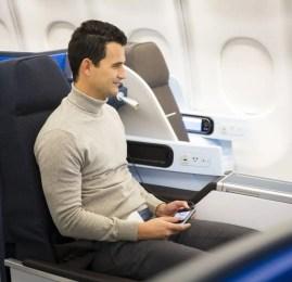 KLM lança nova cabine executiva em seus Airbus 330