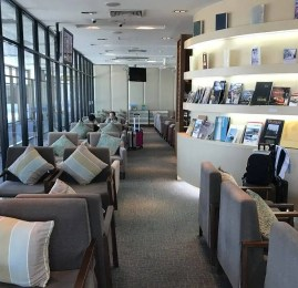 Sala VIP The Coral Executive Lounge – Aeroporto de Phuket (HKT)