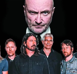 Use suas milhas SMILES para assistir ao Show do FOO FIGHTERS e PHIL COLLINS!