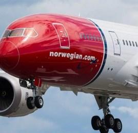 Norwegian quer operar rota inédita da Argentina a Singapura!