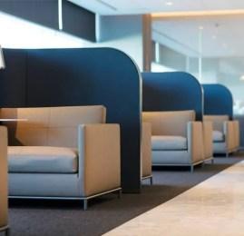 United inaugura novo lounge Polaris no Aeroporto de São Francisco