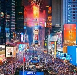 Réveillon em Nova York! Reserve um hotel na Times Square com 60% de desconto!