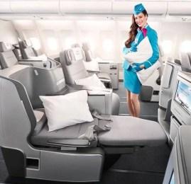 Eurowings lança nova Classe Executiva para rotas de longa distância