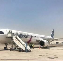 A321LR bate recorde em voo teste de 11 horas!