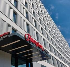 Primeiro hotel Hampton by Hilton do Brasil será próximo ao aeroporto de Guarulhos