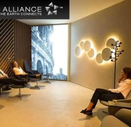 Star Alliance inaugura novo lounge no Aeroporto de Roma