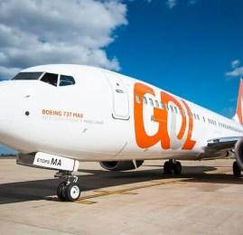 GOL recebe seu primeiro Boeing 737 MAX 8