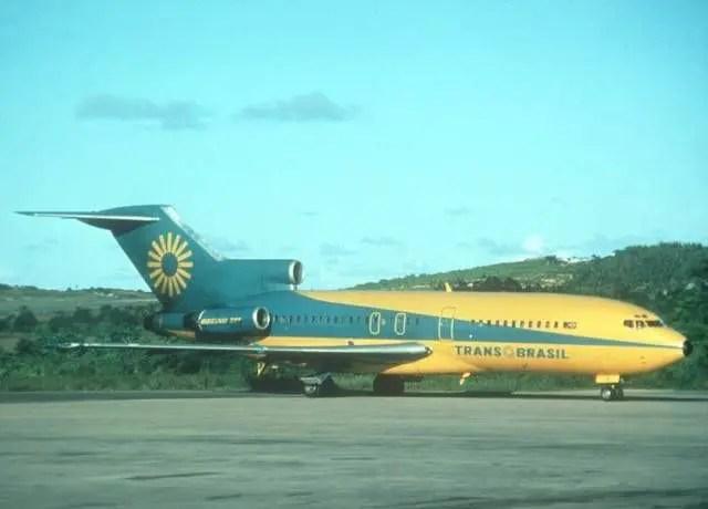 6816dde11c015 ... com uma frota de dez Boeing 727-100, total que chegaria a 19 aeronaves  do tipo operadas simultaneamente, a maior frota dessa aeronave na América  do Sul.