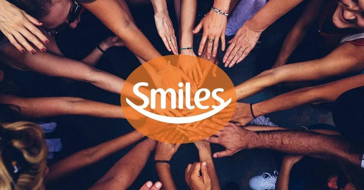 milhas do bem smiles