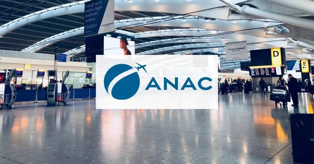ANAC aeroportos