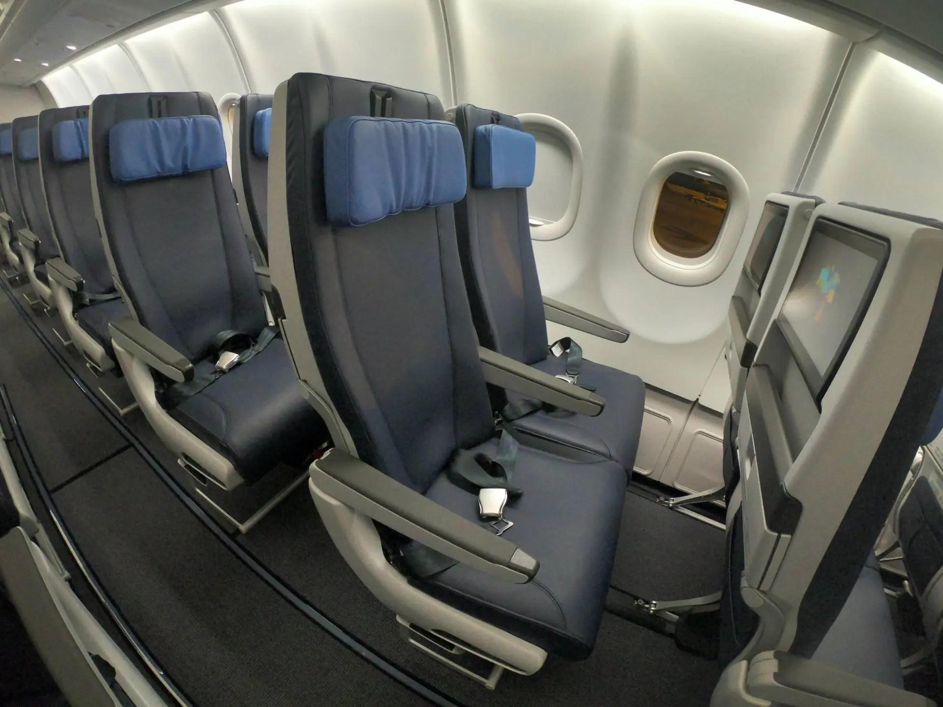 Econômica no A330neo da Azul