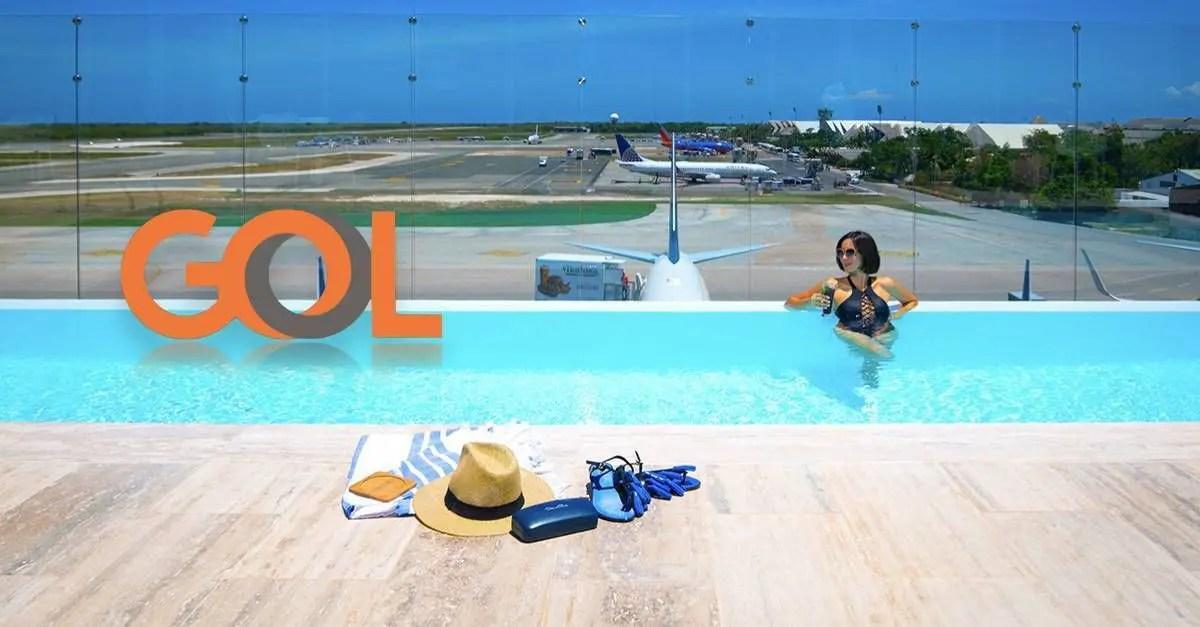 Sala VIP piscina