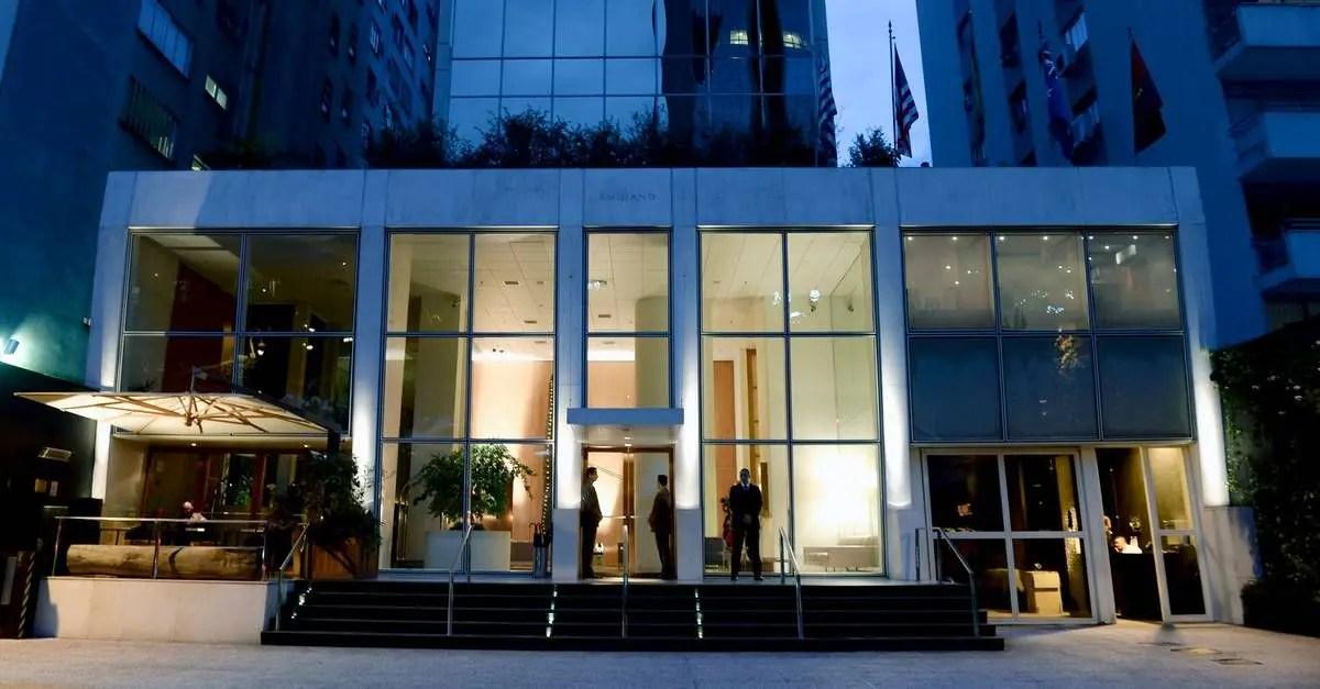 sugestões hotéis de luxo Emiliano