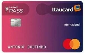 Conheça Os Novos Cartões de Crédito LATAM Pass Itaucard