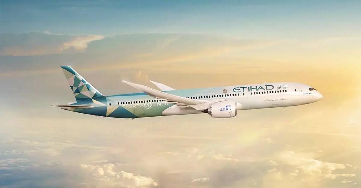 """Boeing e Etihad anunciam o """"Projeto 787 Greenliner"""" - Passageiro ..."""