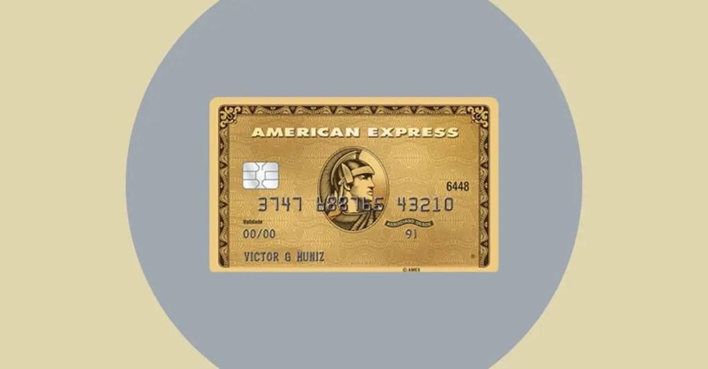 cartao de credito american express gold
