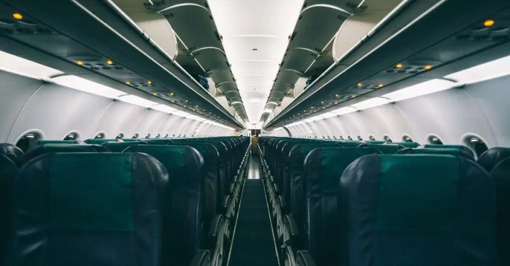 aeronave classe economica