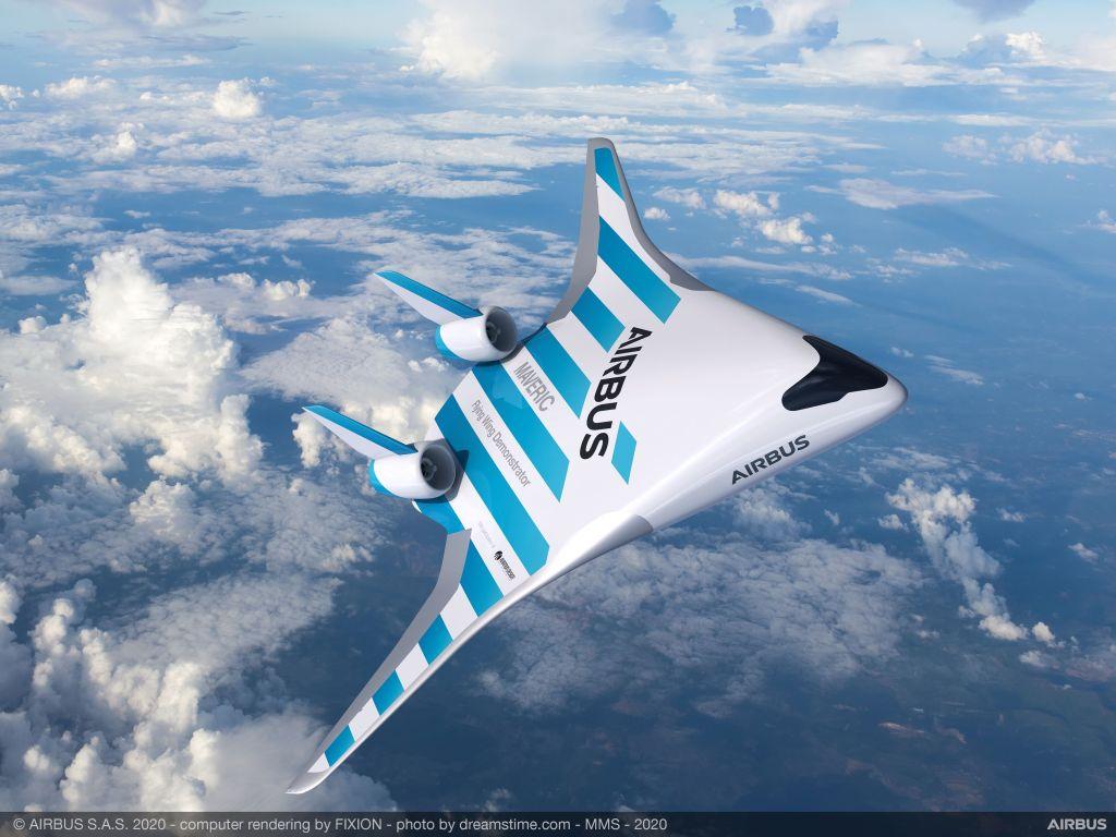 maveric prototipo airbus