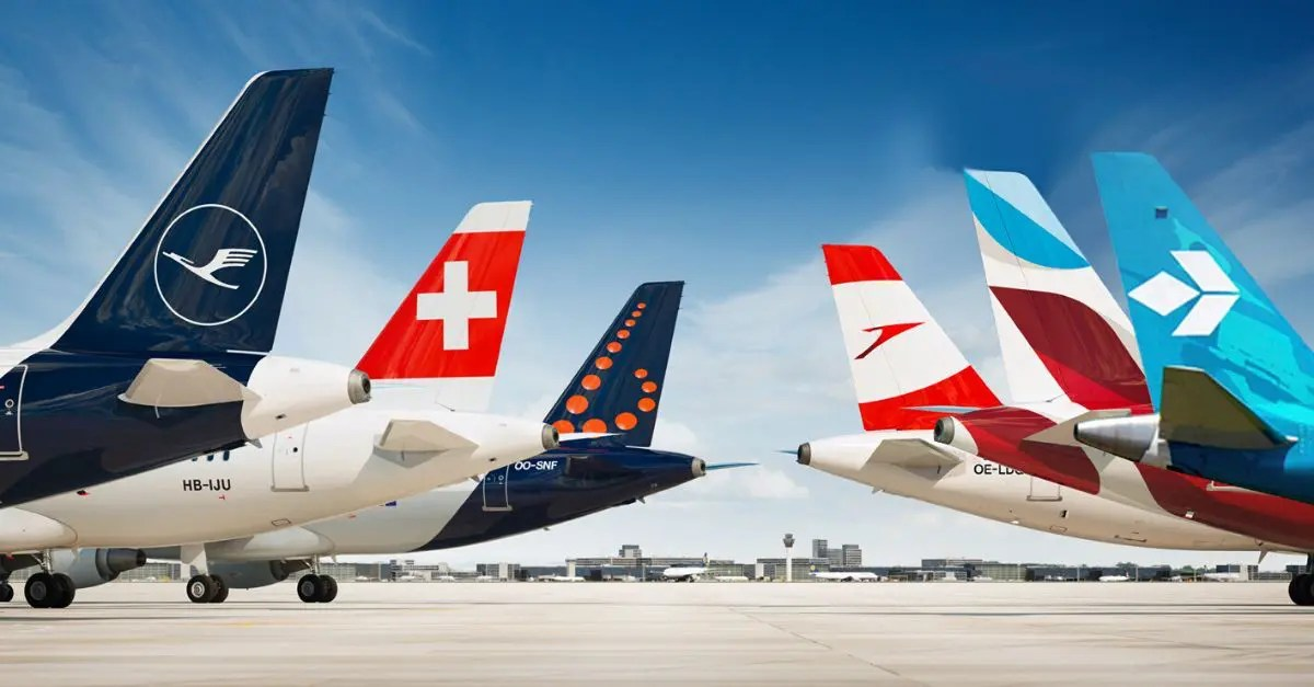 Lufthansa grupo