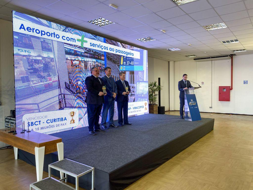Premio Aeroportos Brasil