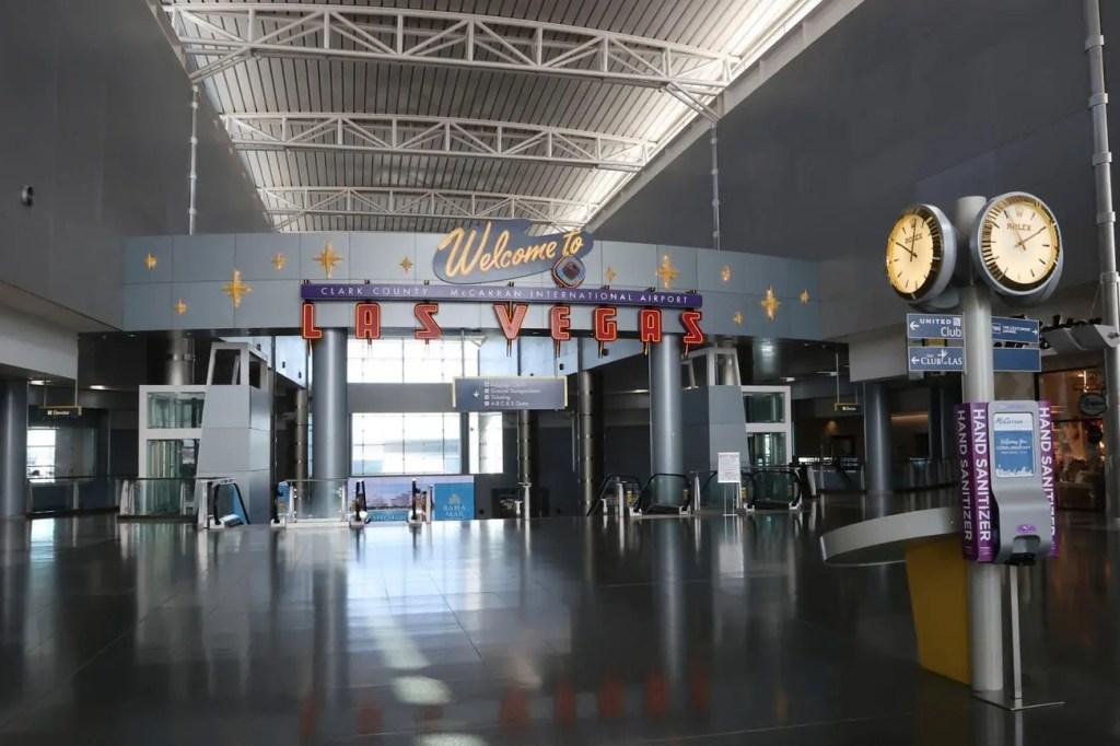 Aeroporto de Las Vegas