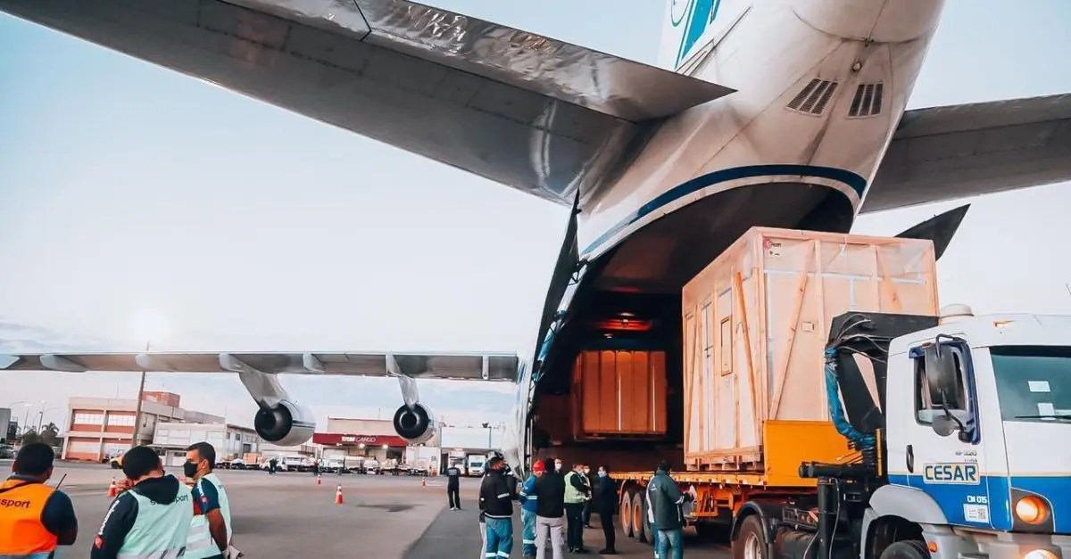 Antonov Brasília
