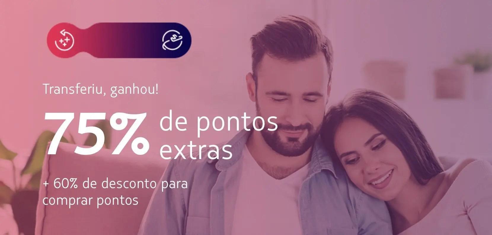 LATAM Pass 75% de bônus