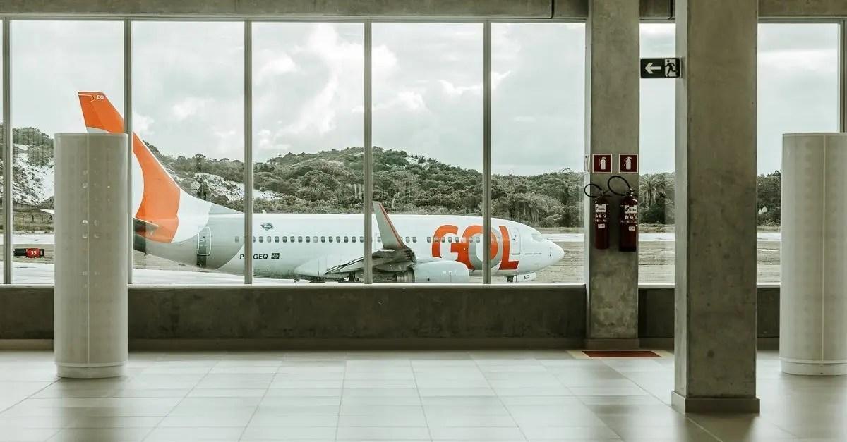 GOL Aeroporto de Salvador