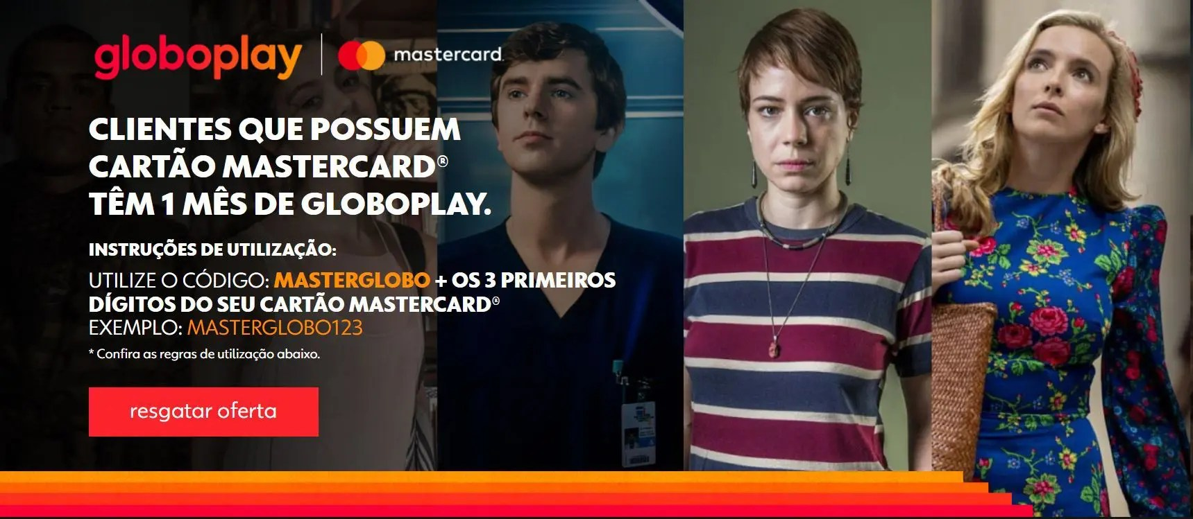 Mastercard Globoplay