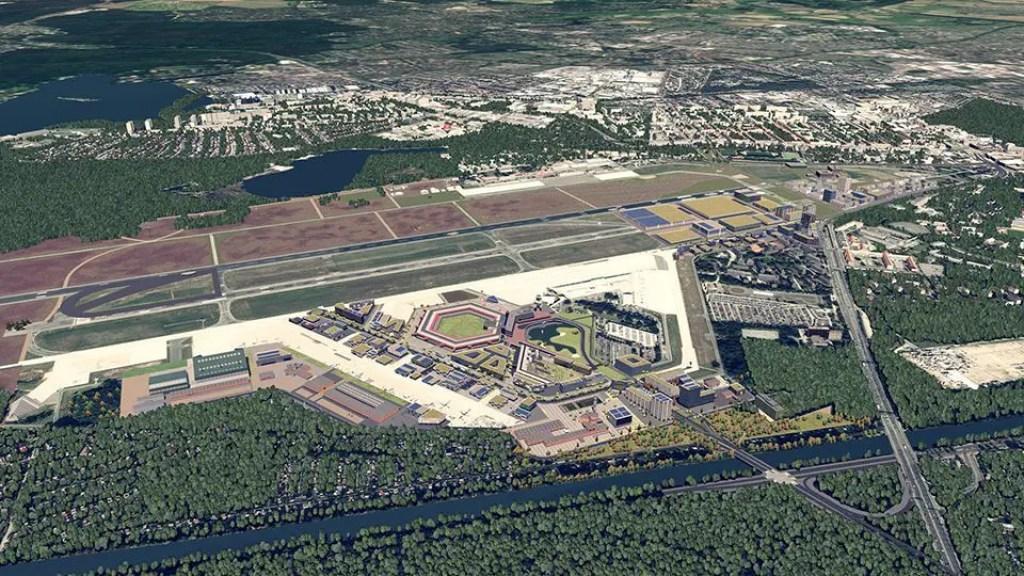 Visão Geral dos Projetos Berlin Tegel