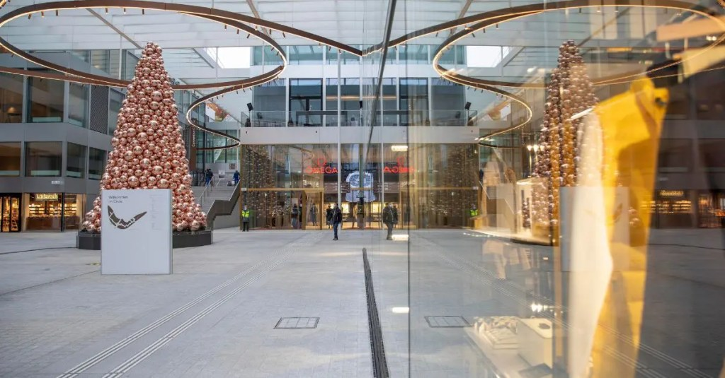 Aeroporto de Zurique The Circle