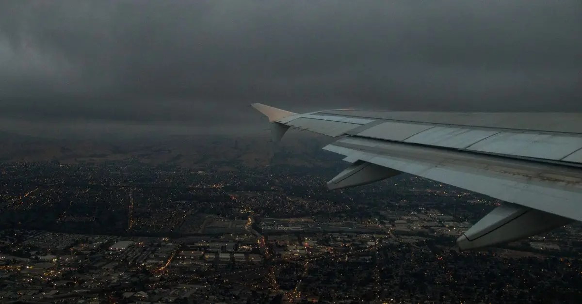 site turbulência voo