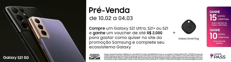 LATAM Samsung Galaxy s21