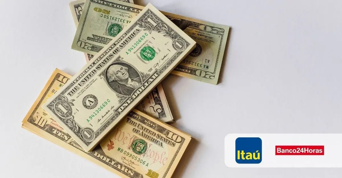 Itaú Banco24Horas Dolar