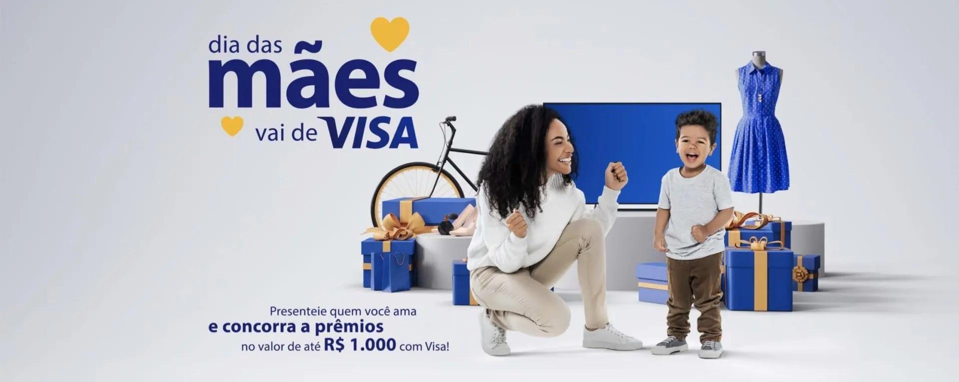 Vai de Visa promoção