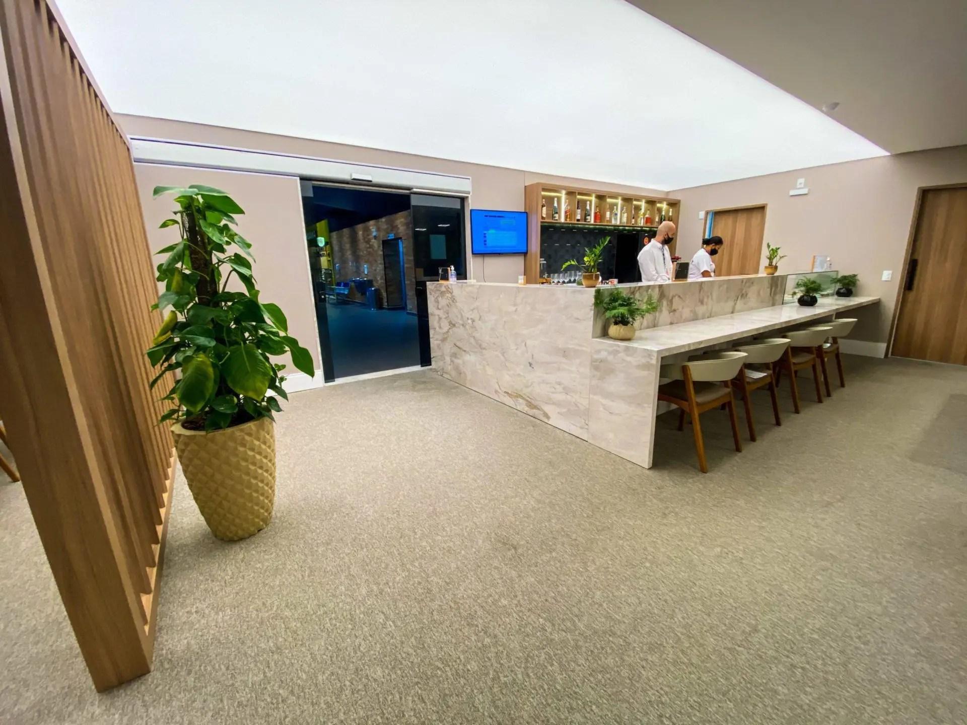 W Lounge Aeroporto Navegantes