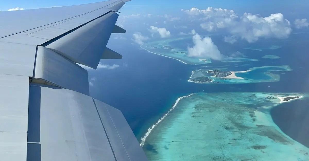 british airways maldivas