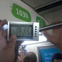 Metrô Rio tem perna curta