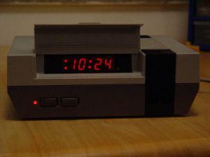 NES - Relógio despertador
